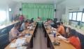 การประชุมคณะกรรมการพัฒนาท้องถิ่น พิจารณาร่างแผนการดำเนินงาน ประจำปีงบประมาณ 2563